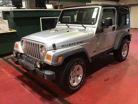2005 Jeep Wrangler for sale in West Bridgewater, MA