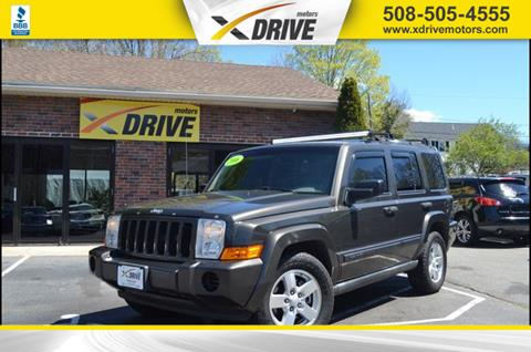 2006 Jeep Commander for sale in West Bridgewater, MA