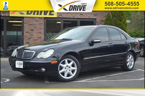 2004 Mercedes-Benz C-Class for sale in West Bridgewater, MA