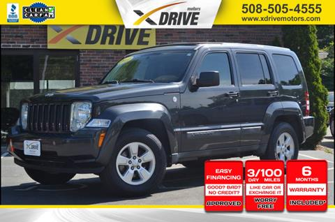 2011 Jeep Liberty for sale in West Bridgewater, MA