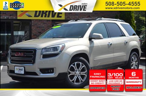 2013 GMC Acadia for sale in West Bridgewater, MA