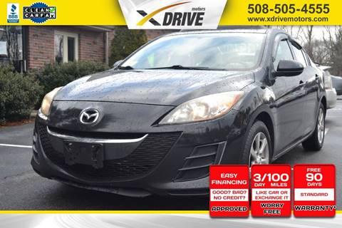 2010 Mazda MAZDA3 for sale in West Bridgewater, MA