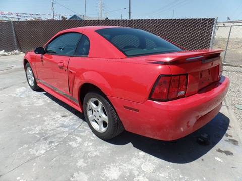 2002 Ford Mustang for sale in Phoenix, AZ