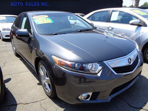 2011 Acura TSX for sale in Canoga Park, CA