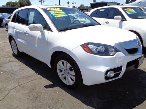 2012 Acura RDX for sale in Canoga Park, CA