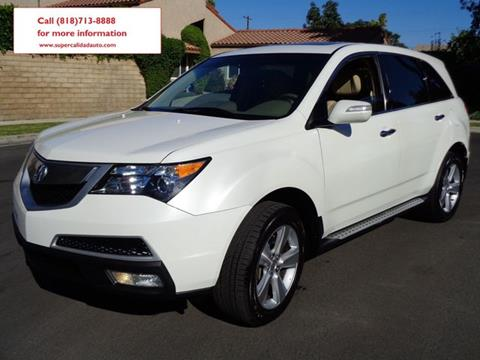 2010 Acura MDX for sale in Canoga Park, CA