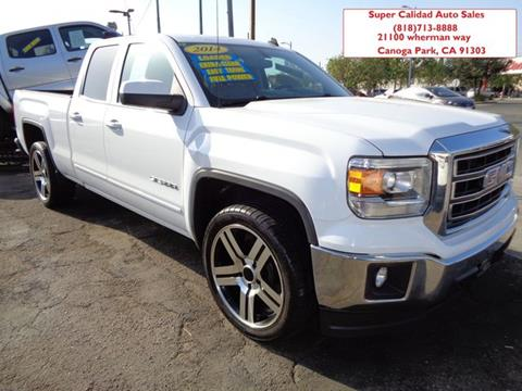 2014 GMC Sierra 1500 for sale in Canoga Park, CA