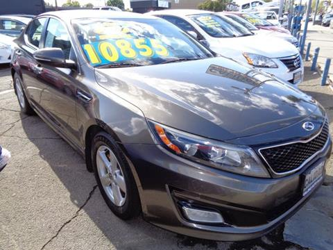 2014 Kia Optima for sale in Canoga Park, CA
