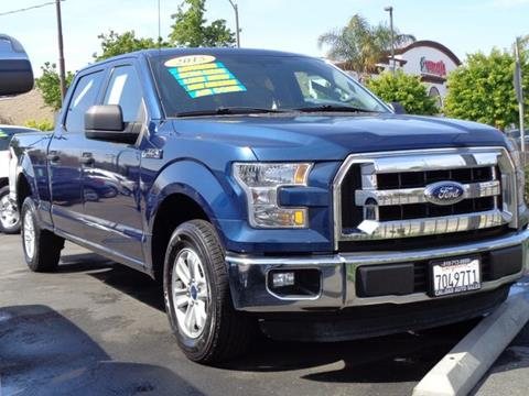 2015 Ford F-150 for sale in Canoga Park, CA