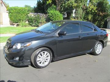 2010 Toyota Corolla for sale in Canoga Park, CA