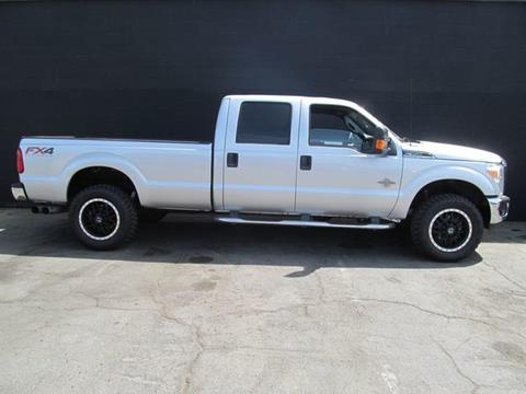 2012 Ford F-350 Super Duty for sale in Canoga Park, CA