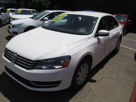 2013 Volkswagen Passat for sale in Canoga Park, CA