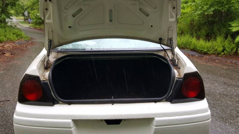 2005 Chevrolet Impala 4dr Sedan - Norwich CT