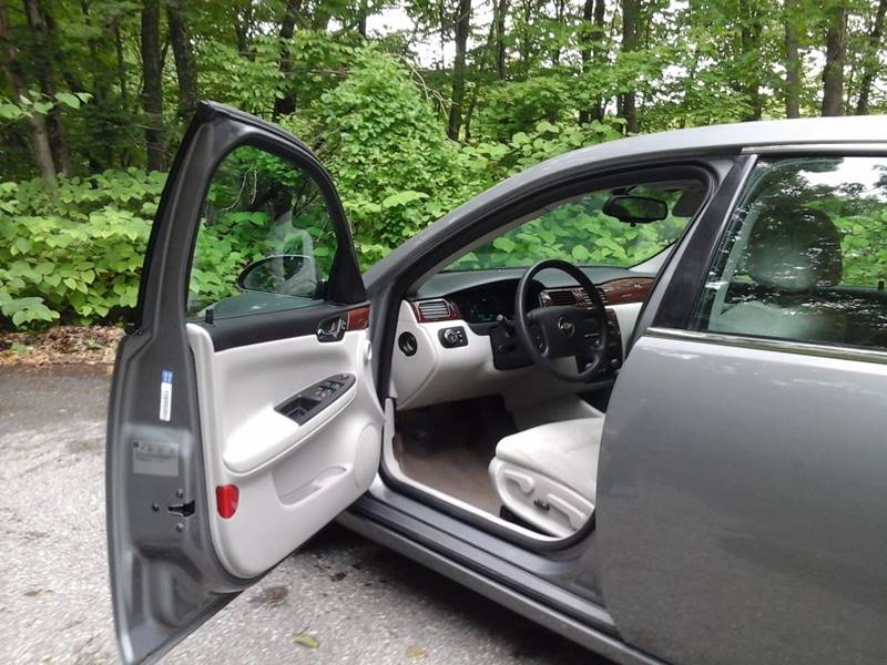 2008 Chevrolet Impala LT 4dr Sedan - Norwich CT