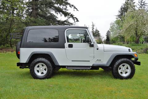 2006 Jeep Wrangler for sale in Enumclaw, WA