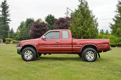 1997 Toyota Tacoma for sale in Enumclaw, WA