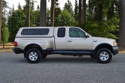 1999 Ford F-150 for sale in Enumclaw, WA