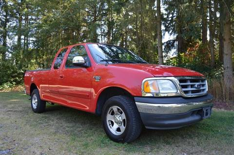 2002 Ford F-150 for sale in Enumclaw, WA