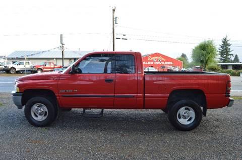 2001 Dodge Ram Pickup 1500 for sale in Enumclaw, WA