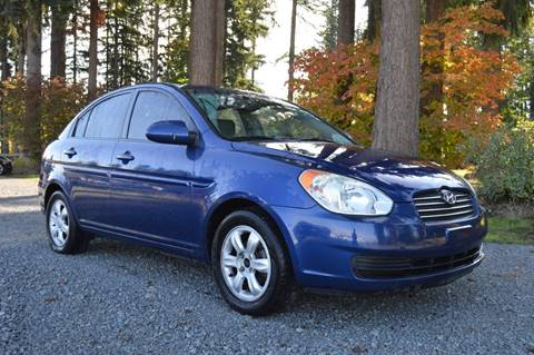 2006 Hyundai Accent for sale in Enumclaw, WA