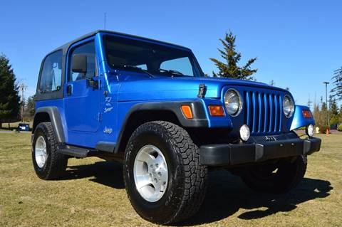 1999 Jeep Wrangler for sale in Enumclaw, WA