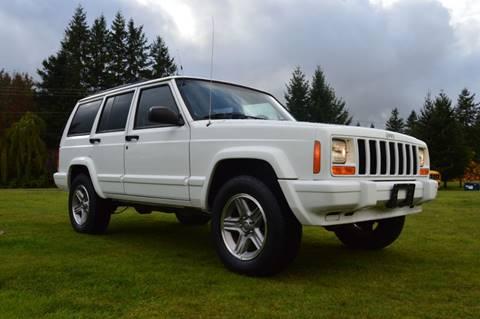 2000 Jeep Cherokee for sale in Enumclaw, WA