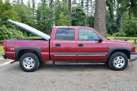 2004 Chevrolet Silverado 1500 for sale in Enumclaw, WA