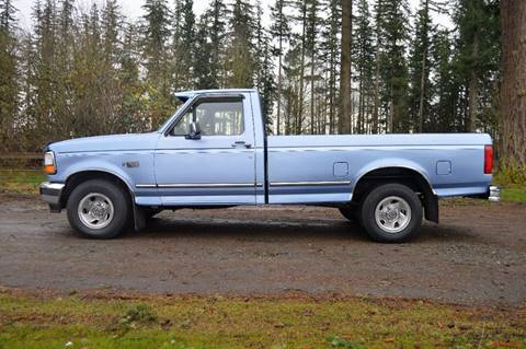 1996 Ford F-150 for sale in Enumclaw, WA