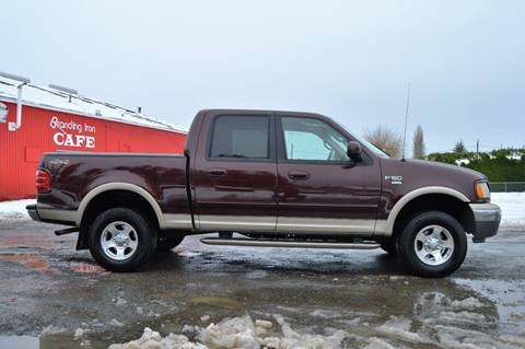 2001 Ford F-150 for sale in Enumclaw, WA