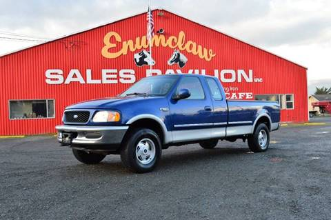 1997 Ford F-150 for sale in Enumclaw, WA
