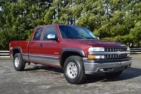 2000 Chevrolet Silverado 1500 for sale in Enumclaw, WA