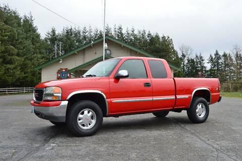 1999 GMC Sierra 1500 for sale in Enumclaw, WA