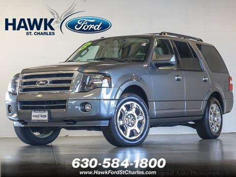 2013 Ford Expedition for sale in St Charles, IL