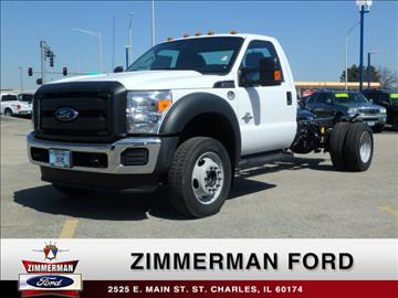 2016 Ford F-450 for sale in St Charles, IL