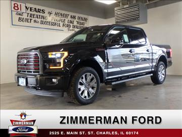 2017 Ford F-150 for sale in St Charles, IL