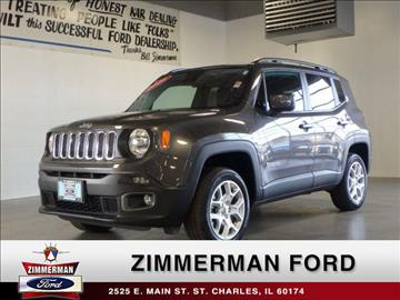 2016 Jeep Renegade for sale in St Charles, IL