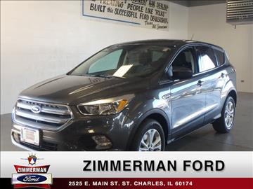 2017 Ford Escape for sale in St Charles, IL