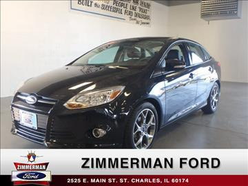 2014 Ford Focus for sale in St Charles, IL