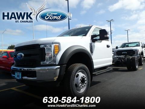 2017 Ford F-550 for sale in St Charles, IL