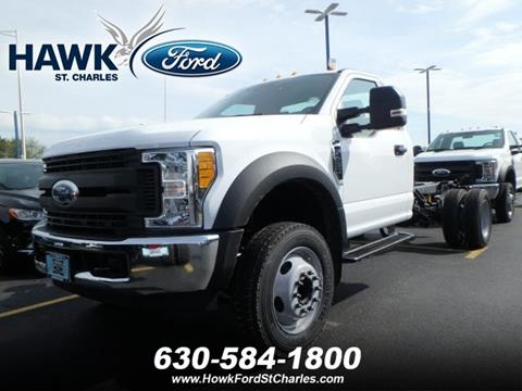 2017 Ford F-450 for sale in St Charles, IL
