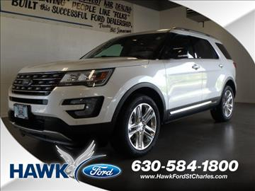 2017 Ford Explorer for sale in St Charles, IL