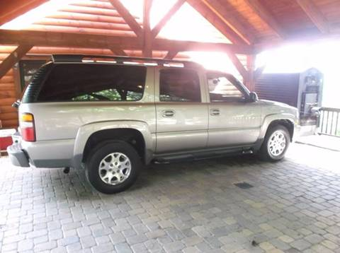 2002 Chevrolet Suburban for sale in Glenville, NC