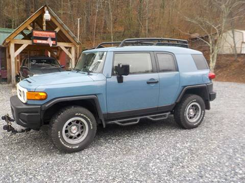 2014 Toyota FJ Cruiser for sale in Glenville, NC
