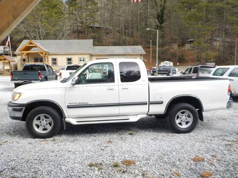 2000 Toyota Tundra for sale in Glenville, NC