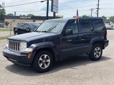 2008 Jeep Liberty for sale in Madison, TN
