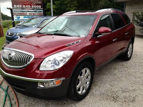 2008 Buick Enclave for sale in Ridgeland, SC
