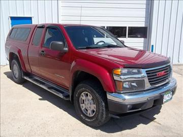 2005 GMC Canyon for sale in Wells, MN