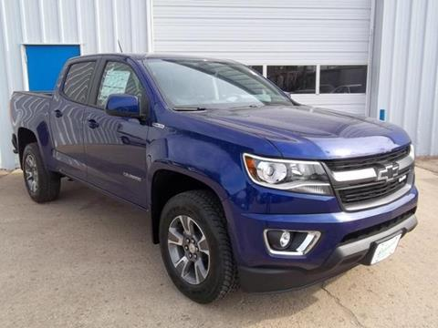 2017 Chevrolet Colorado for sale in Wells, MN