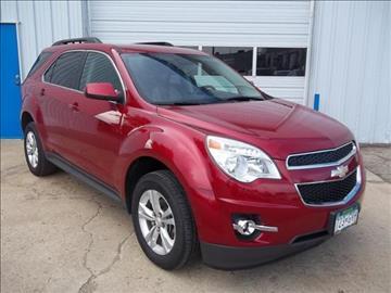 2012 Chevrolet Equinox for sale in Wells, MN