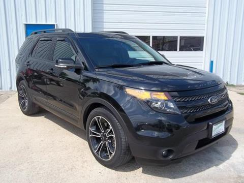 2015 Ford Explorer for sale in Wells, MN